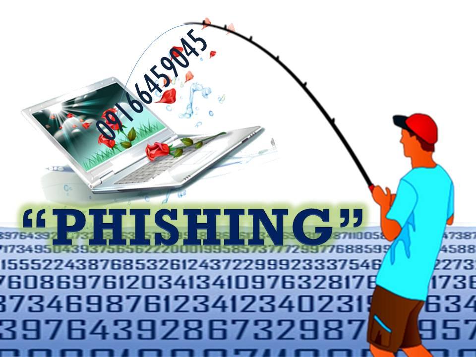 Phishing v akci