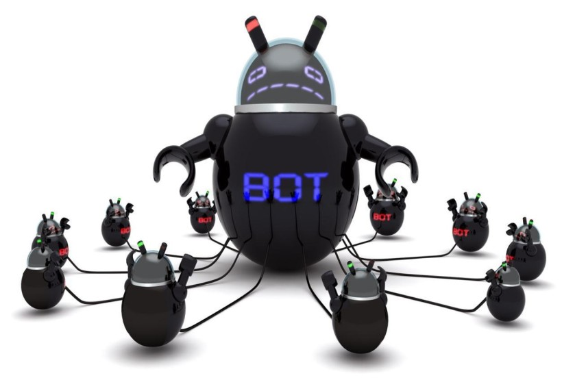 Botnet-illustration