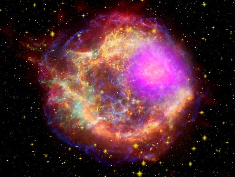 Podívejte se na zatím nejlepší simulaci vývoje vesmíru