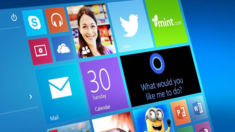 Umělá inteligence Cortana jako asistentka ve Windows 10